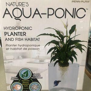 Nature's Aqua-Ponic